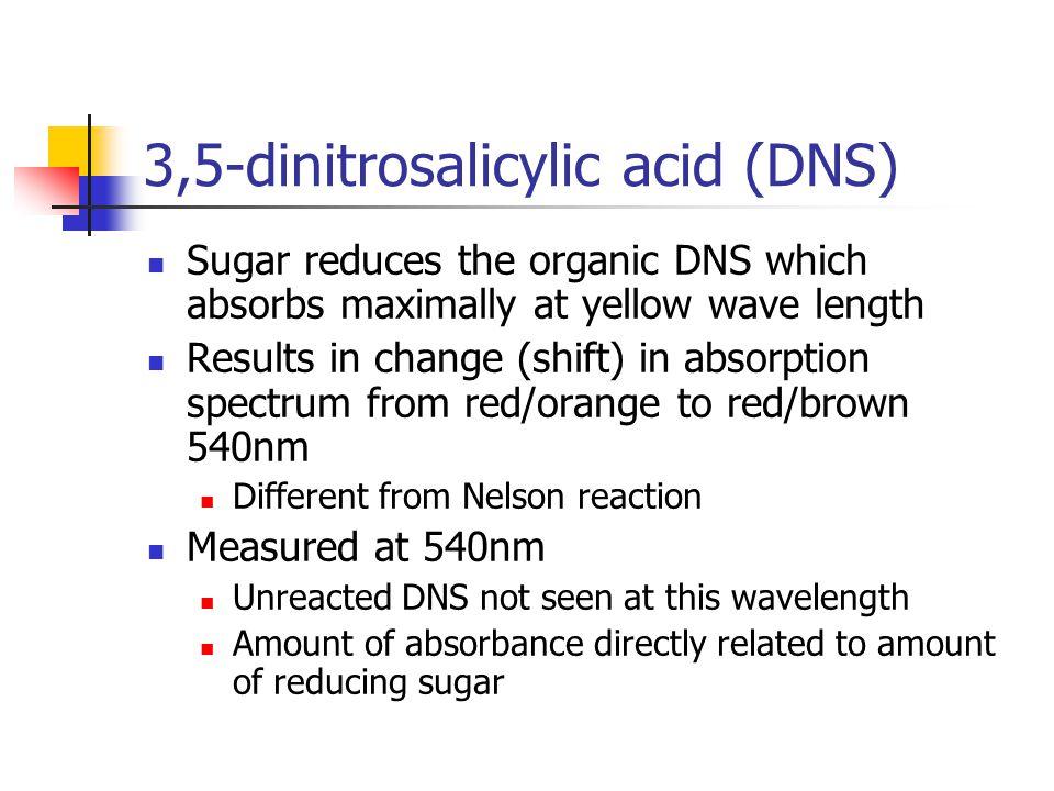 3,5-dinitrosalicylic acid (DNS)