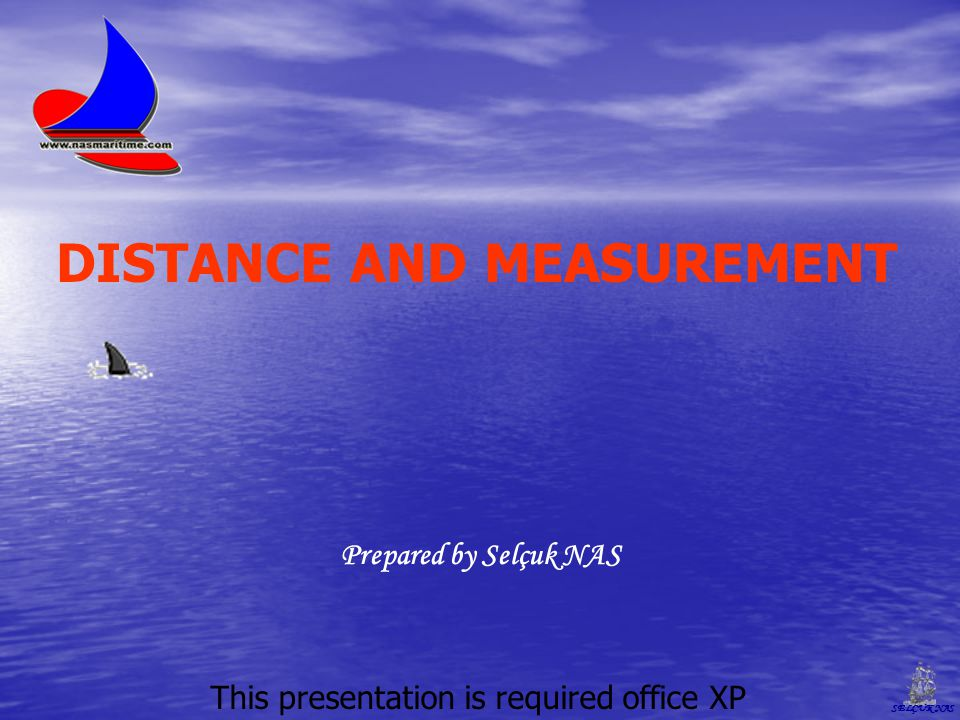 DISTANCE AND MEASUREMENT