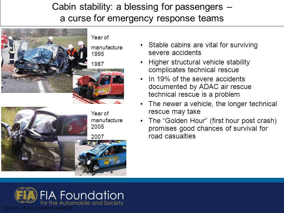 Cabin stability: a blessing for passengers – a curse for emergency response teams