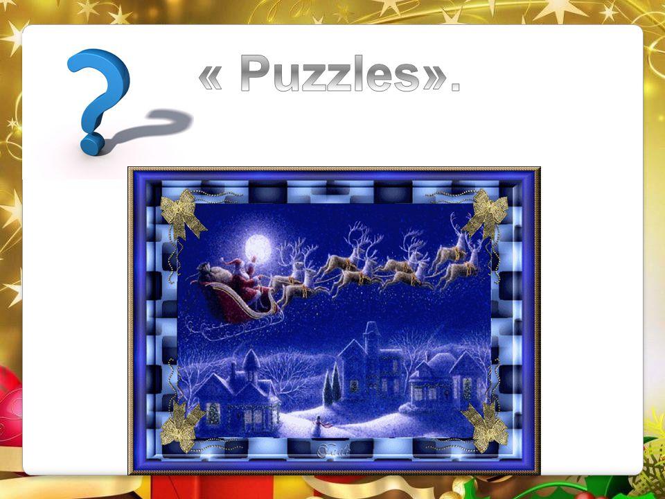 « Puzzles».