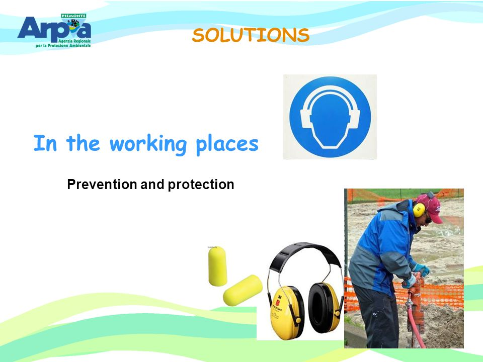 Prevention and protection
