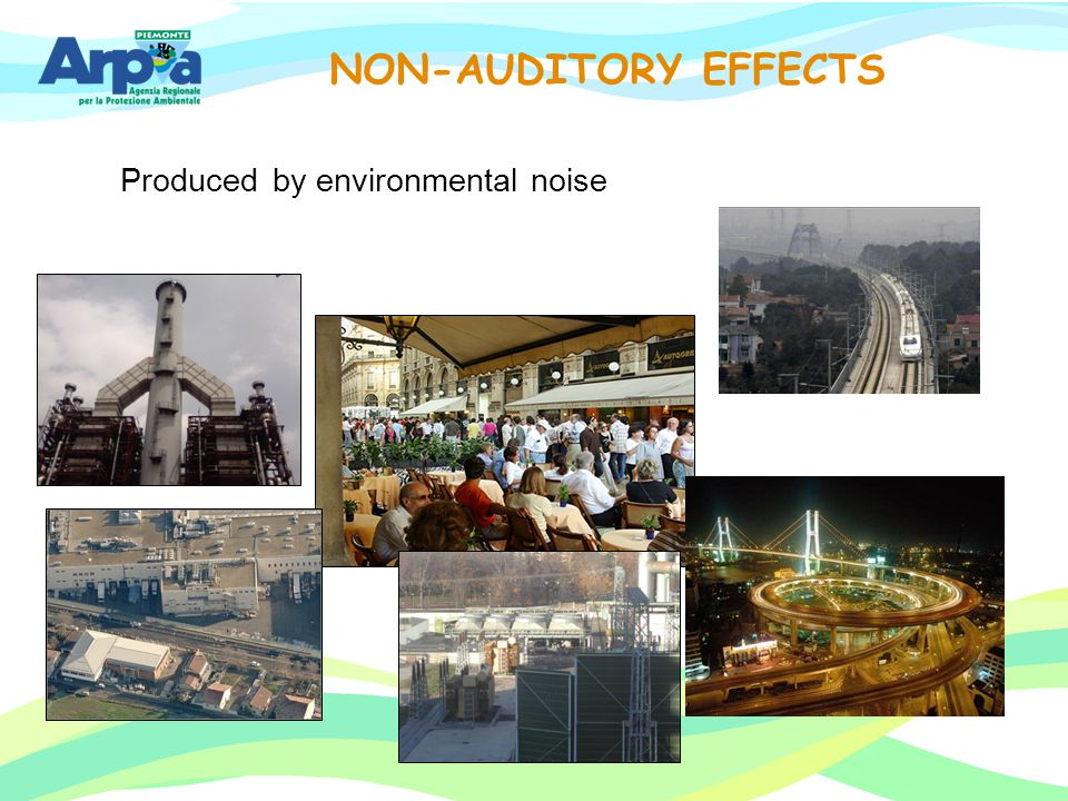 Produced by environmental noise