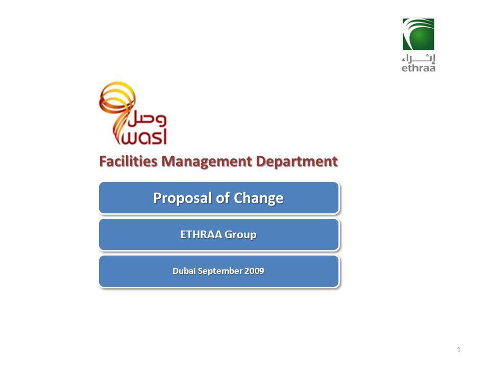 Facilities Management Department