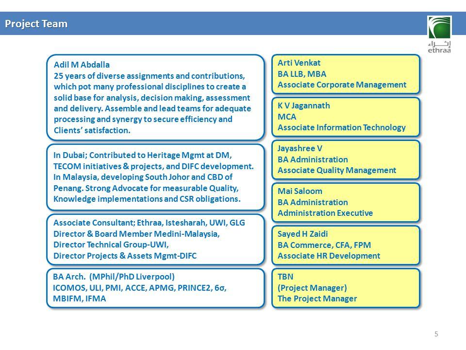 Project Team Adil M Abdalla