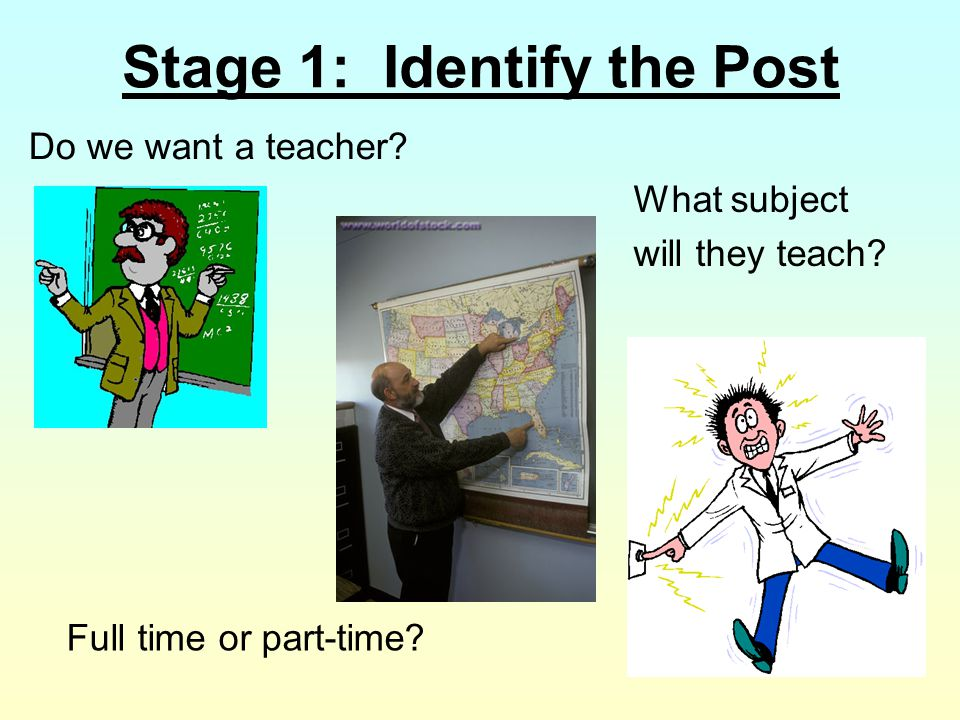 Stage 1: Identify the Post