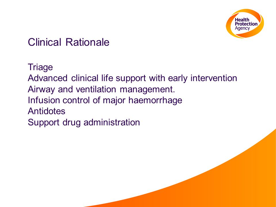 Clinical Rationale Triage