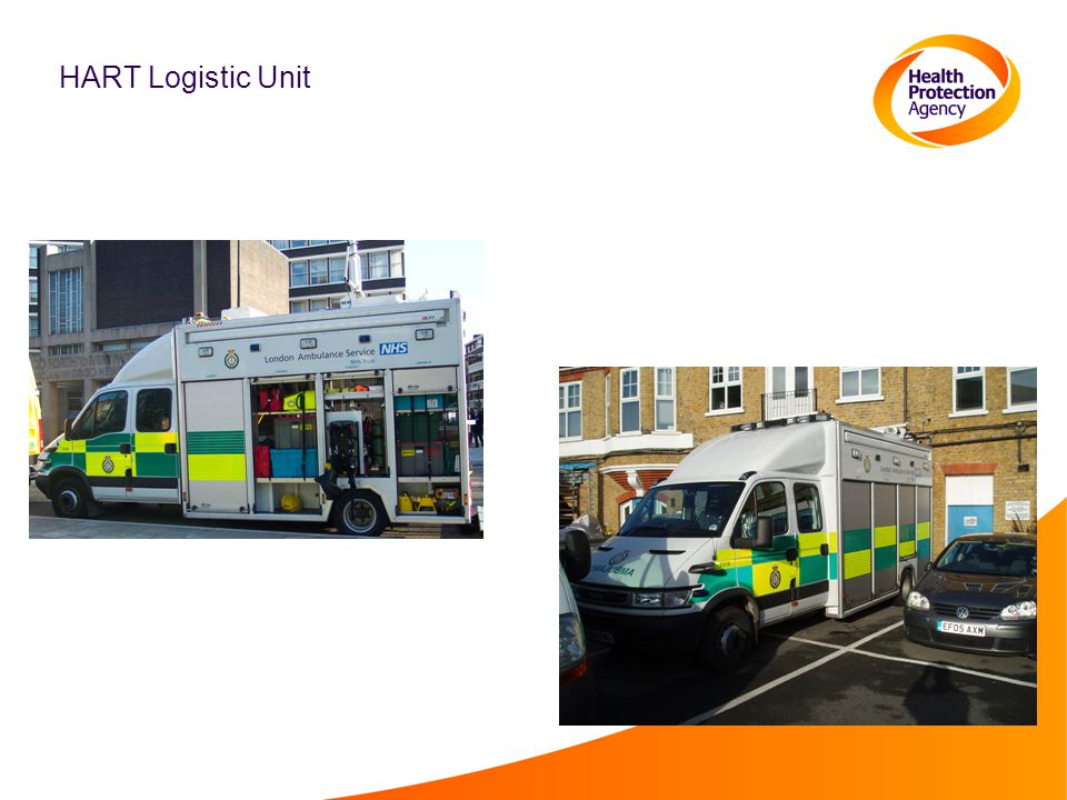 HART Logistic Unit Innovate designs in areas of the vehicle such as EDBA.
