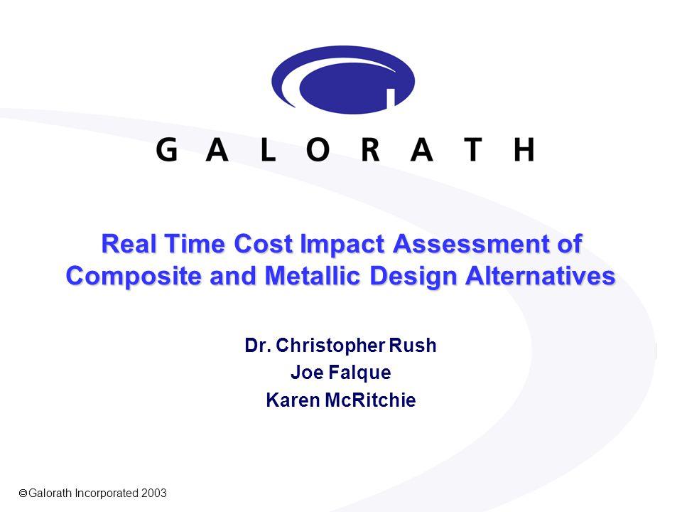 Dr. Christopher Rush Joe Falque Karen McRitchie