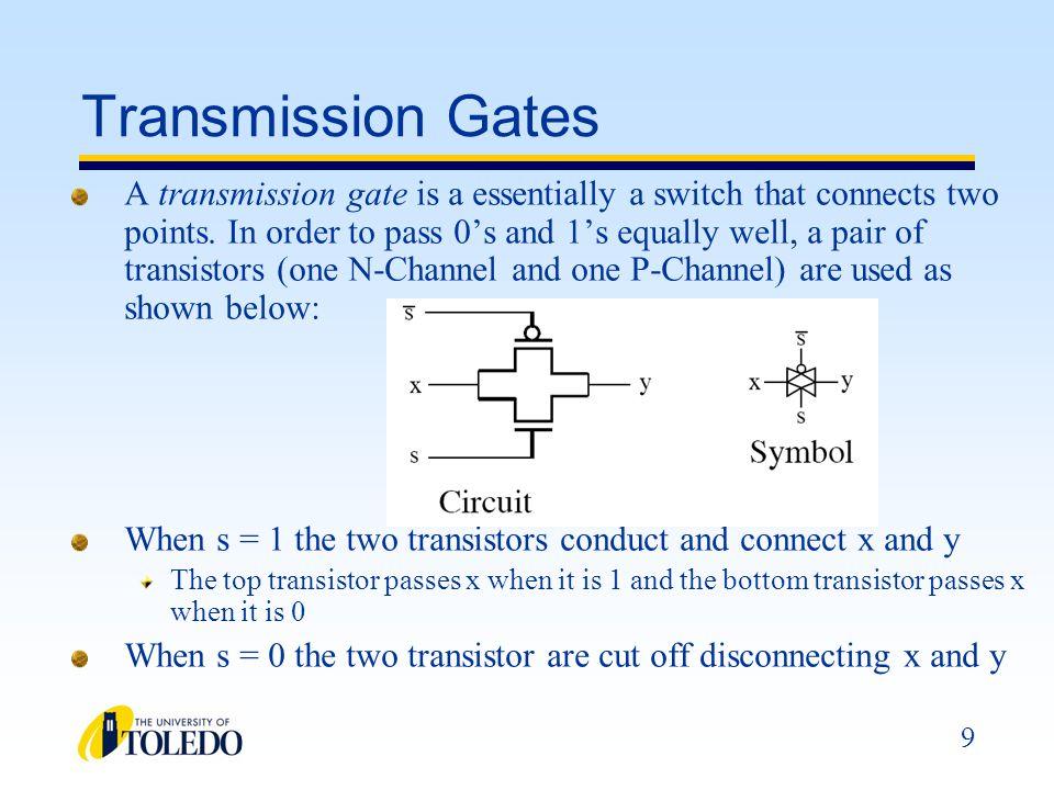 Transmission Gates