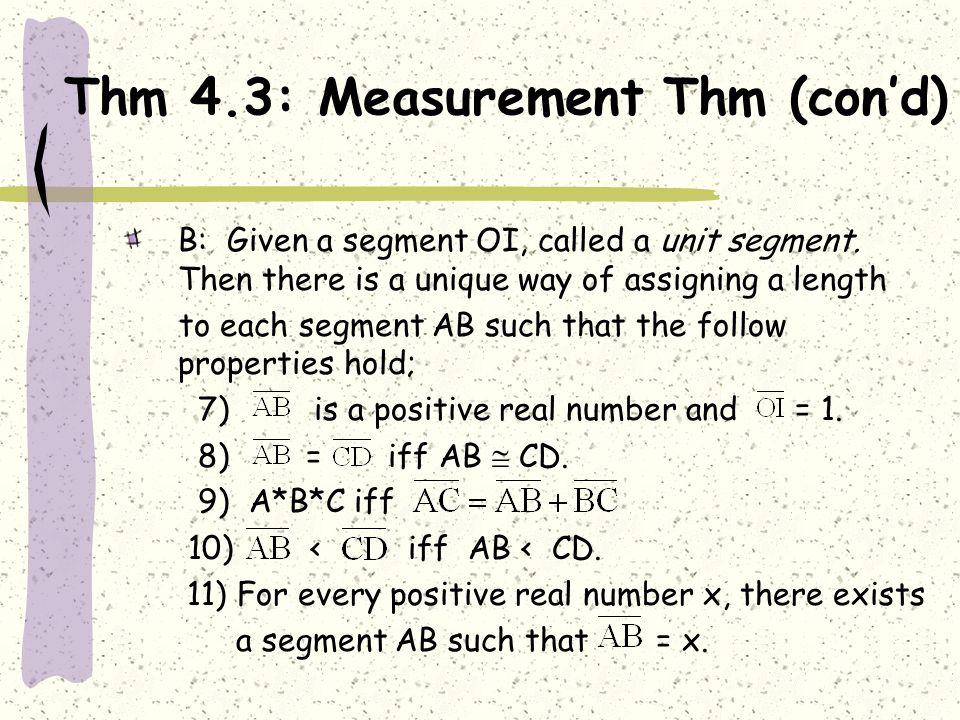 Thm 4.3: Measurement Thm (con'd)