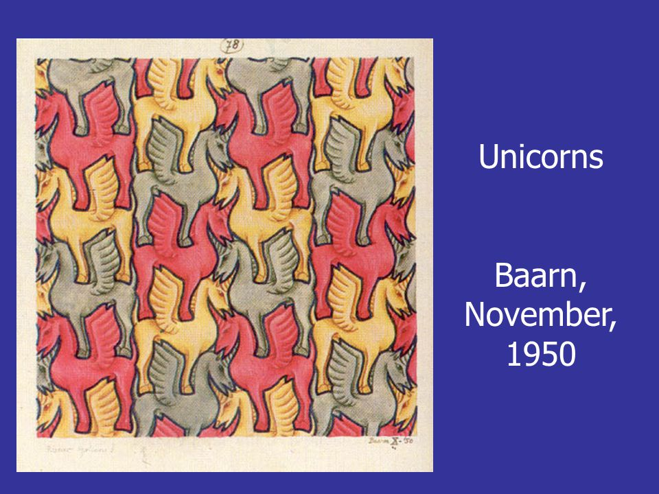 Unicorns Baarn, November, 1950