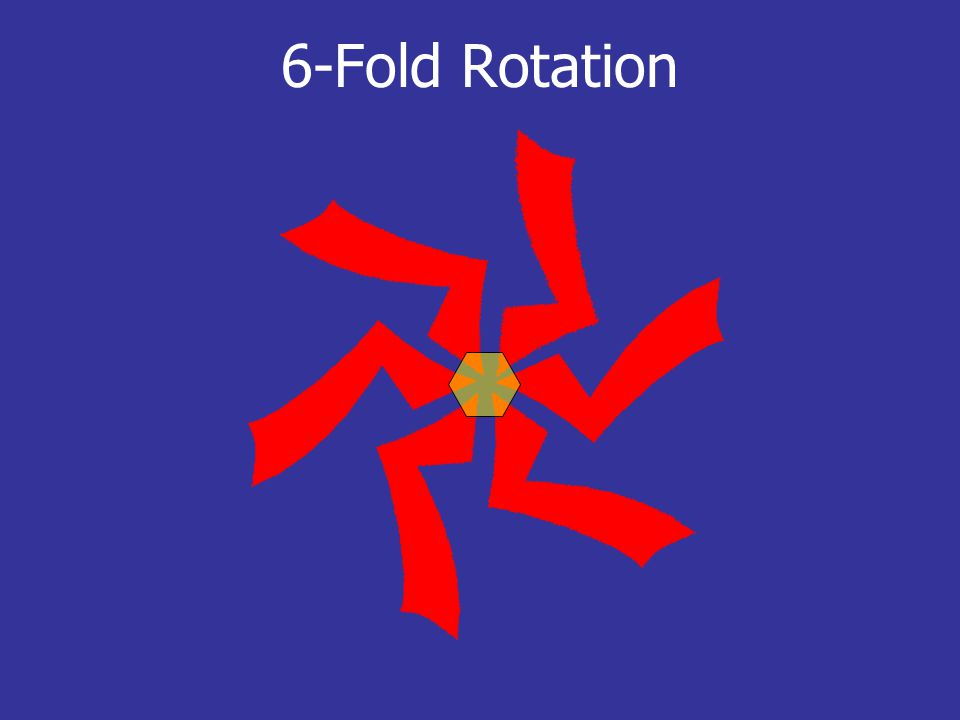 6-Fold Rotation