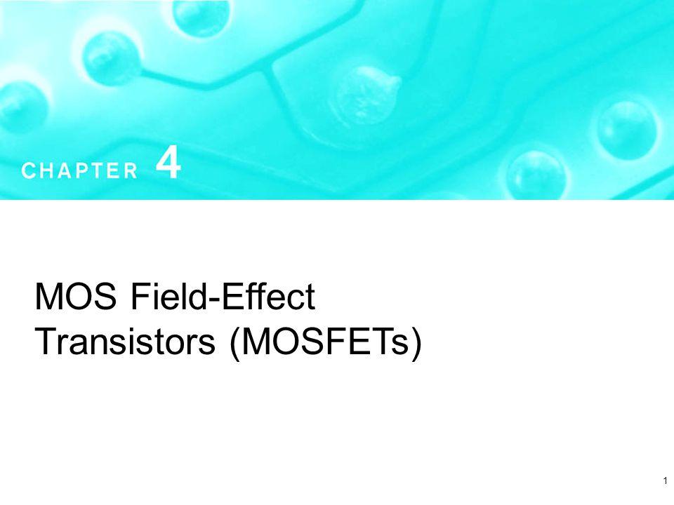 Transistors (MOSFETs)