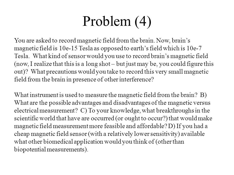 Problem (4)
