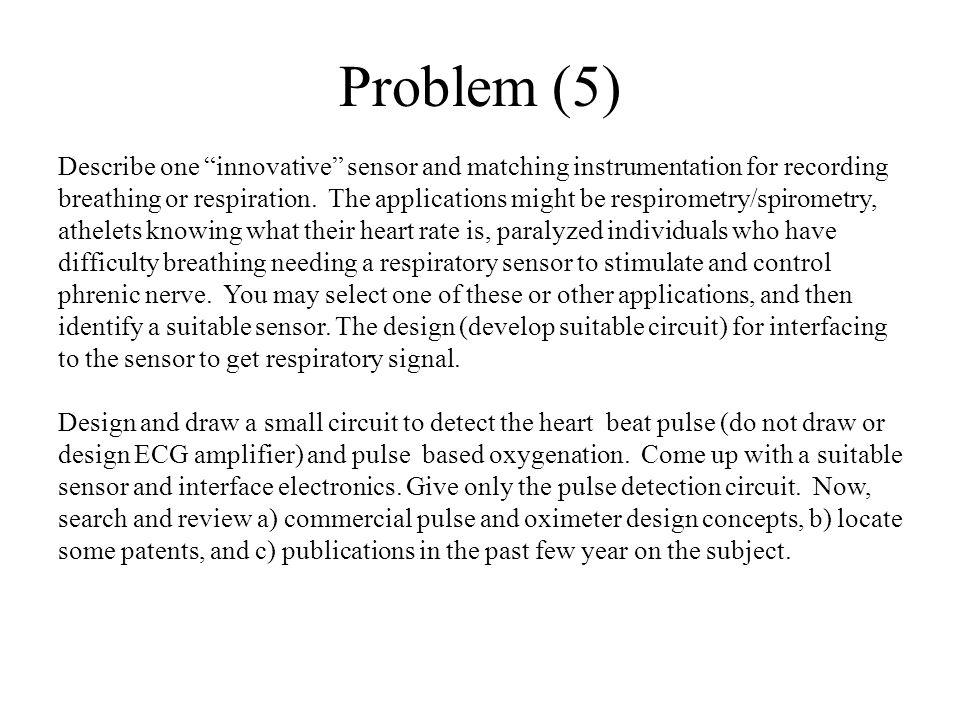 Problem (5)