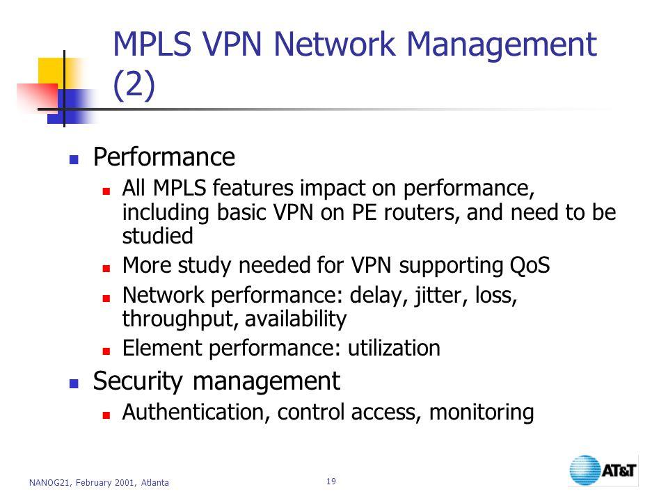 MPLS VPN Network Management (2)