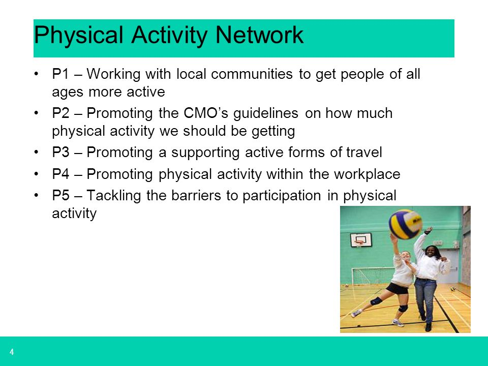 Physical Activity Network