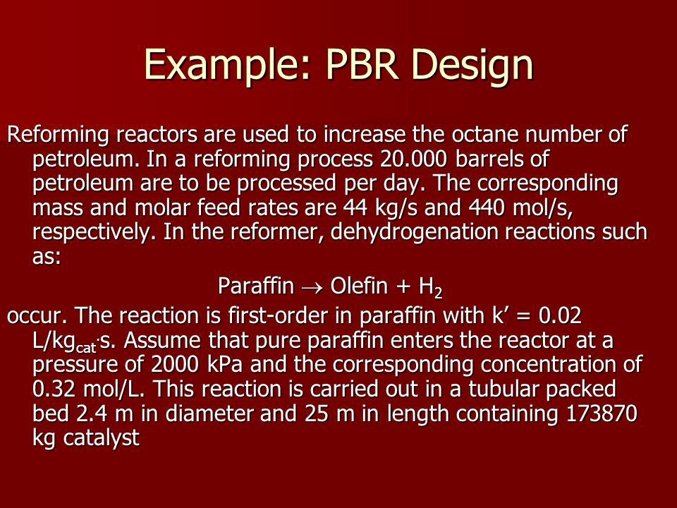 Example: PBR Design