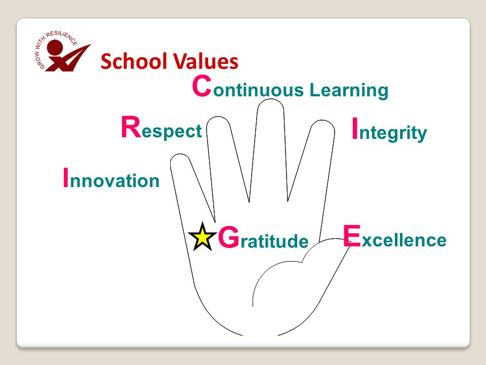 Continuous Learning Gratitude Excellence