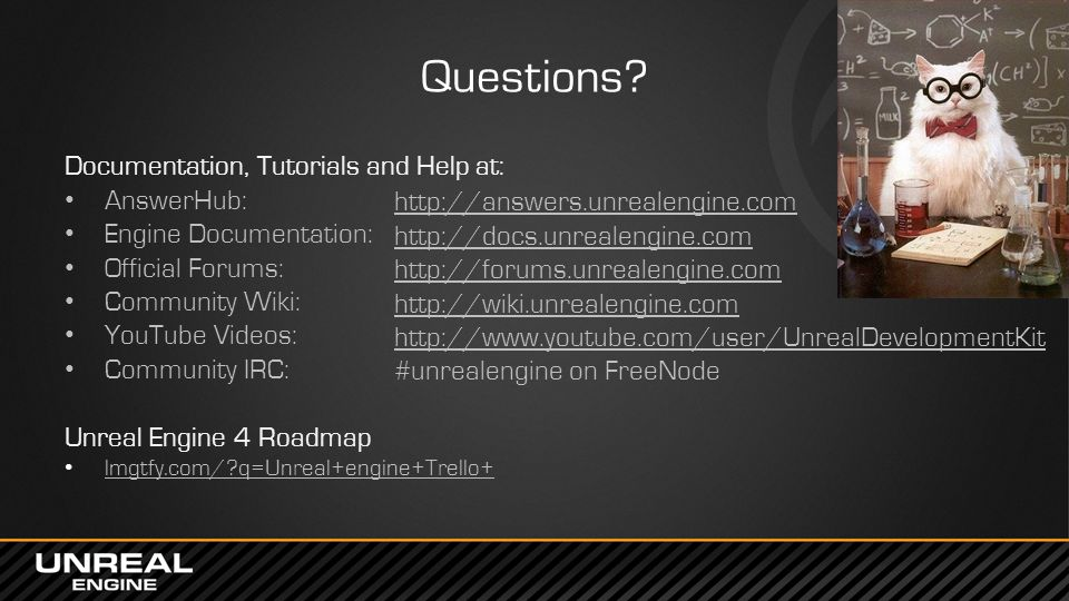 Questions Documentation, Tutorials and Help at: AnswerHub: