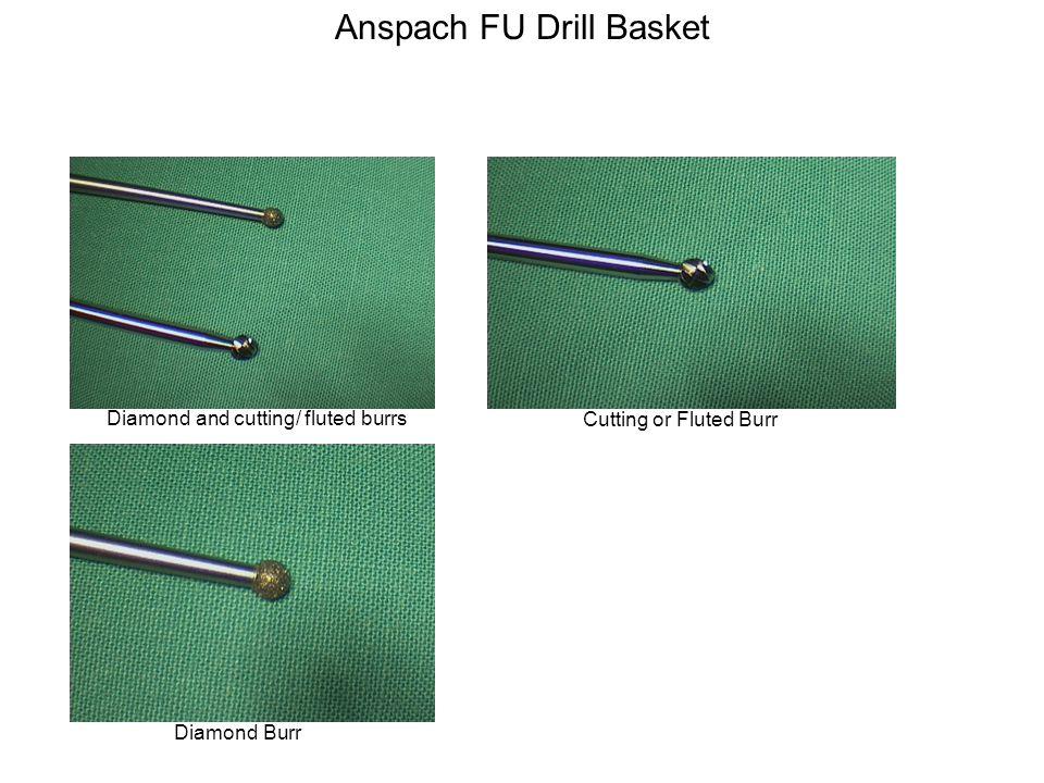 Anspach FU Drill Basket