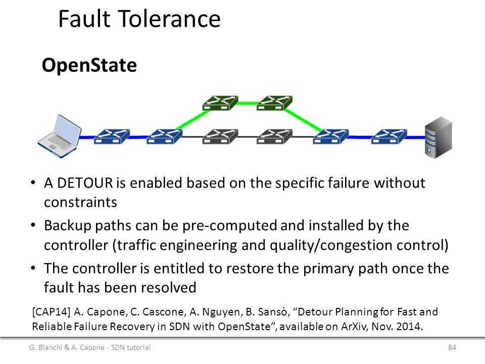 Fault Tolerance OpenState