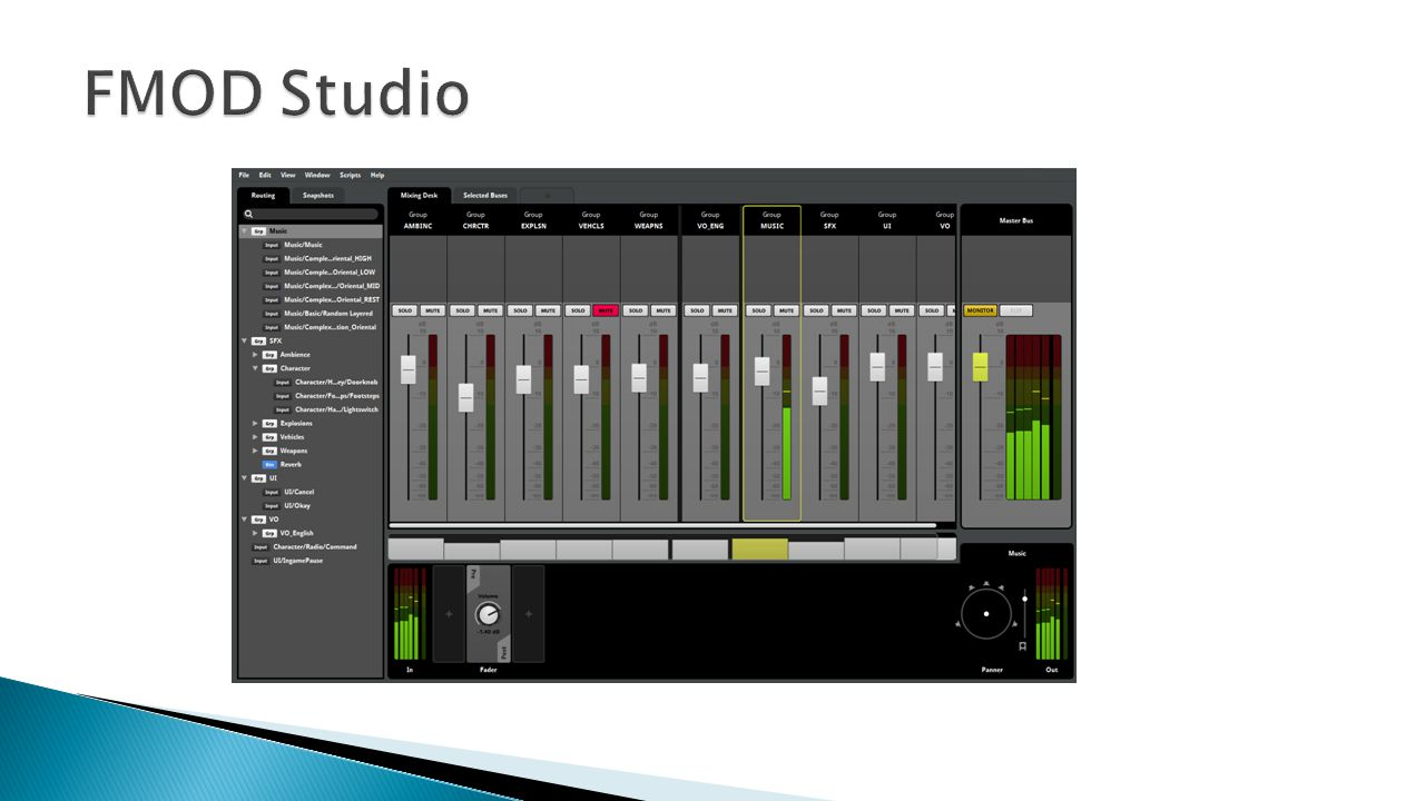 FMOD Studio