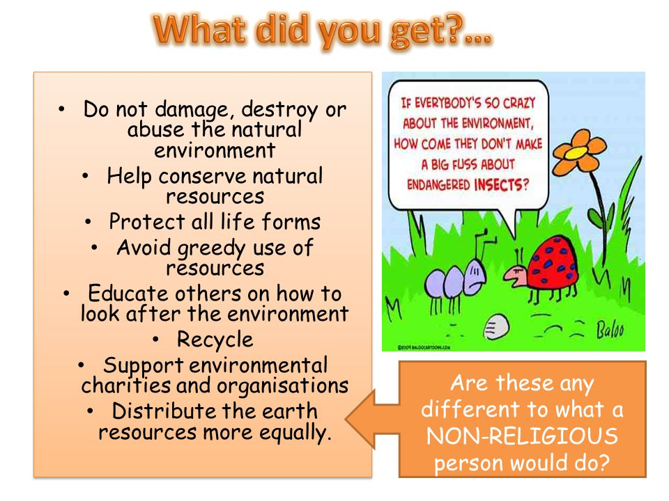 What Can A Person Do To Conserve Natural Resources
