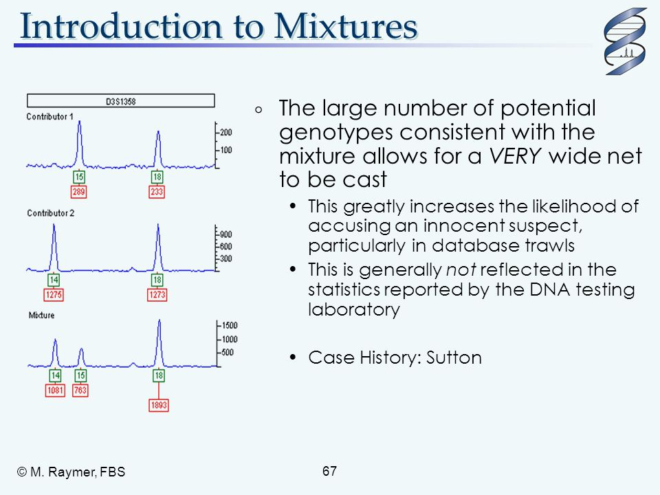 Introduction to Mixtures