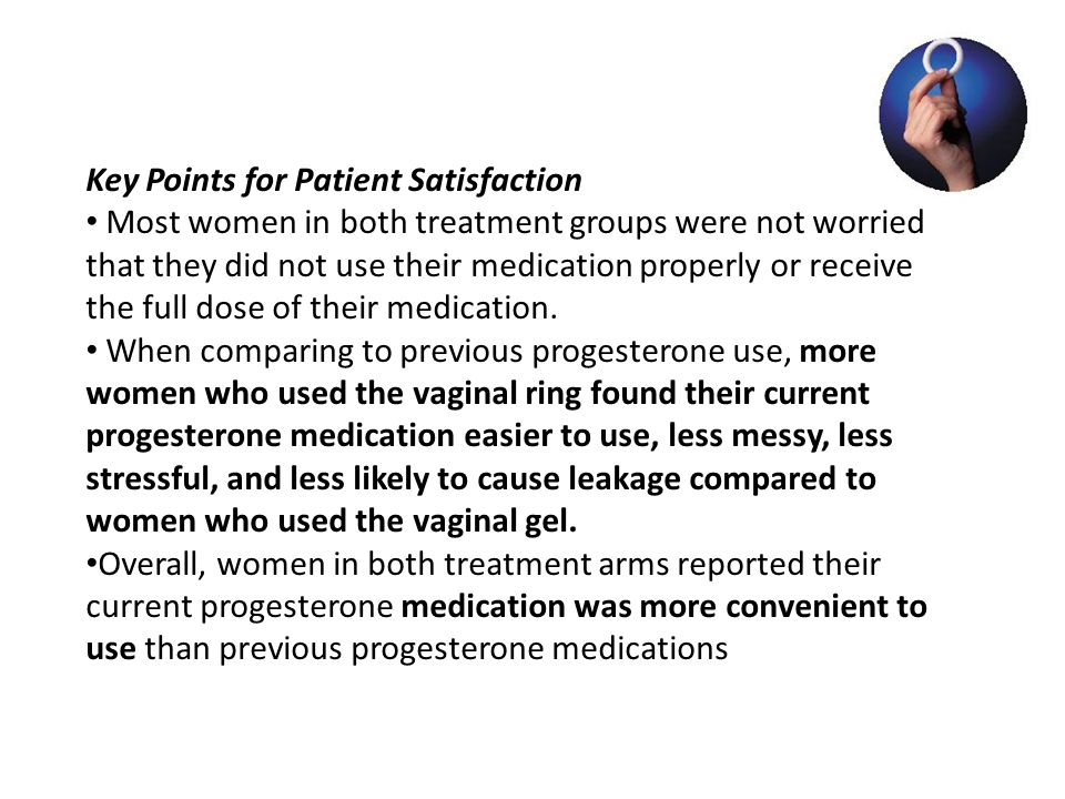 Key Points for Patient Satisfaction
