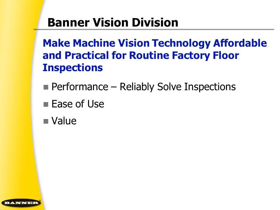 Banner Vision Division