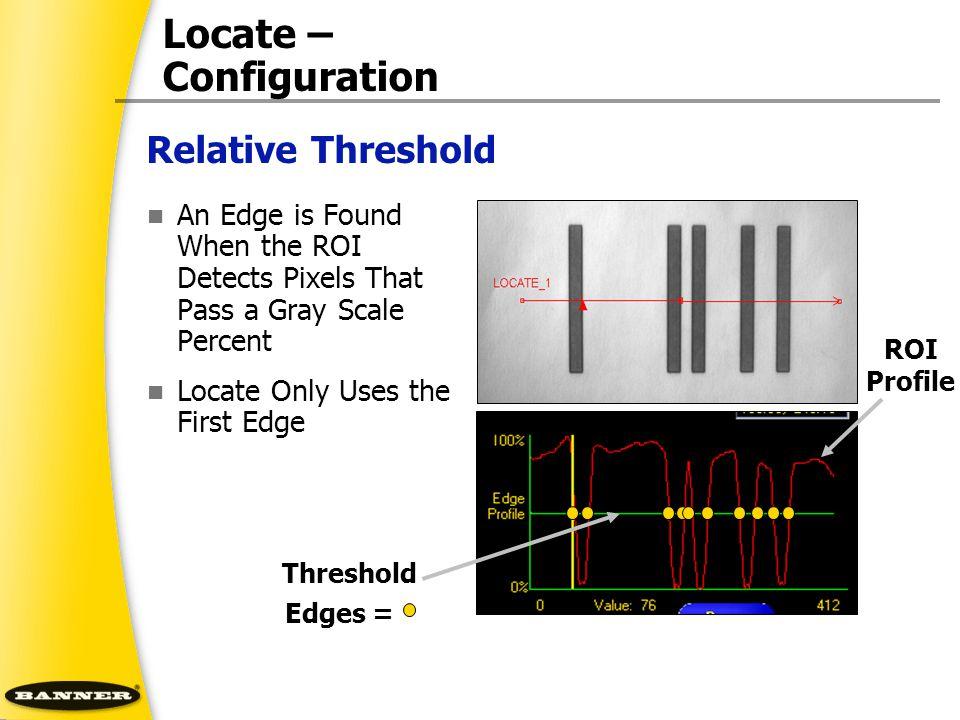 Locate – Configuration
