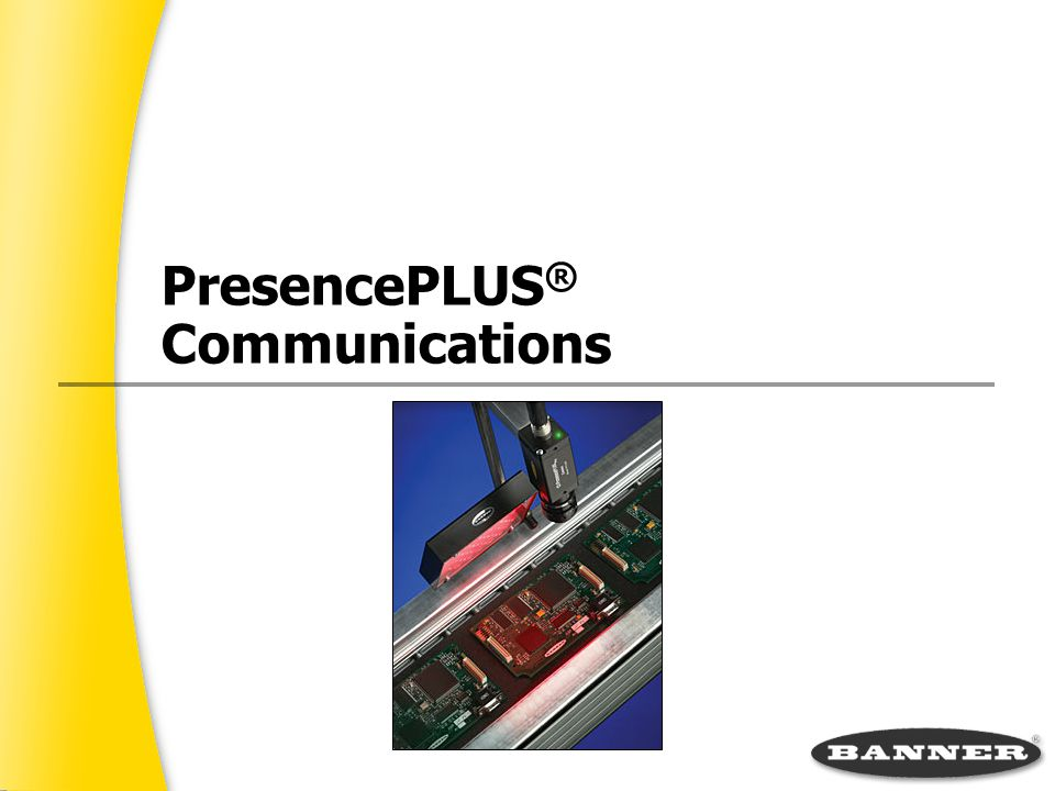 PresencePLUS® Communications