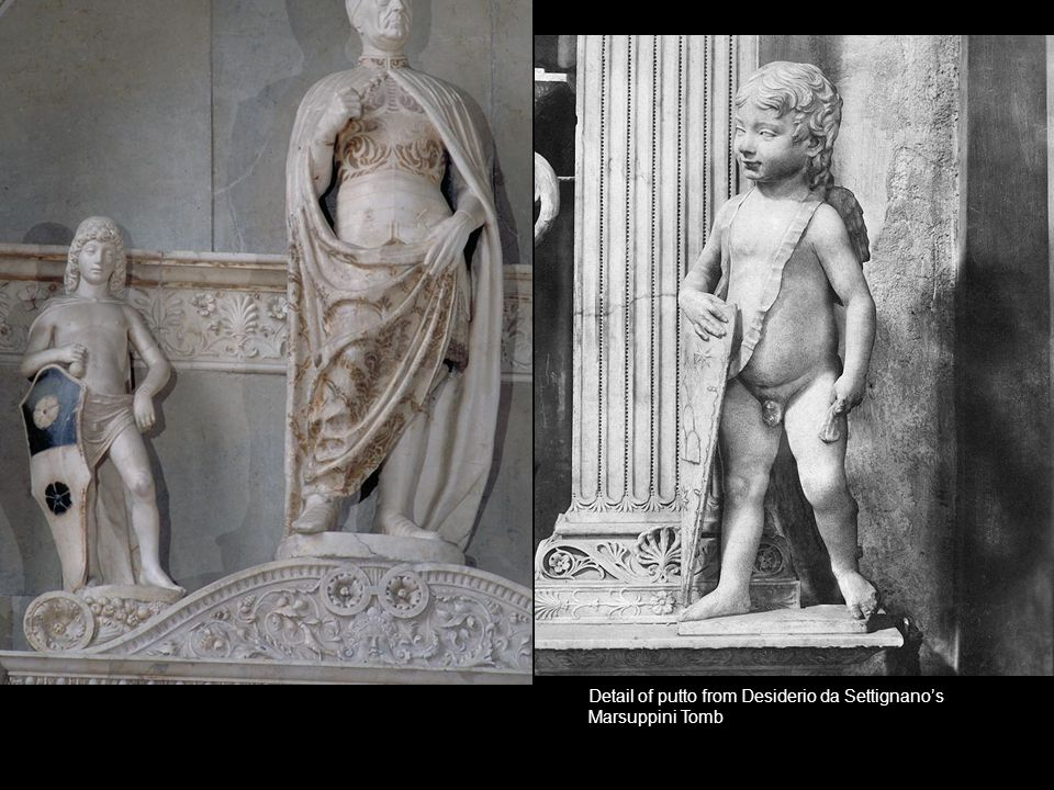 Tullio Lombardo, The Monument of Pietro Mocenigo, (marble), ca
