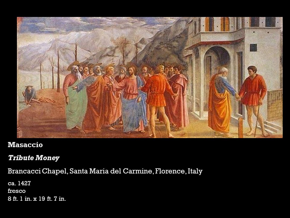 Brancacci Chapel, Santa Maria del Carmine, Florence, Italy