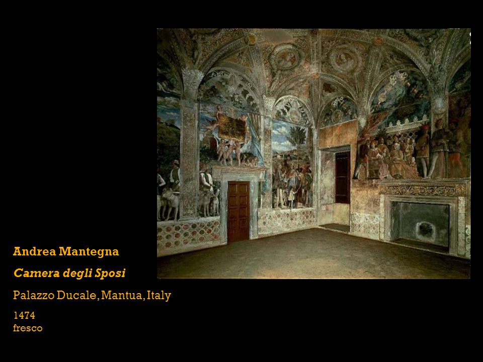Palazzo Ducale, Mantua, Italy