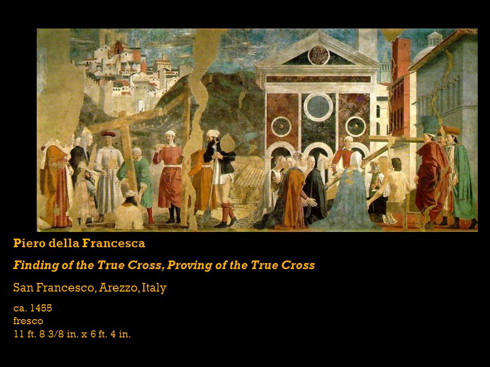 Finding of the True Cross, Proving of the True Cross