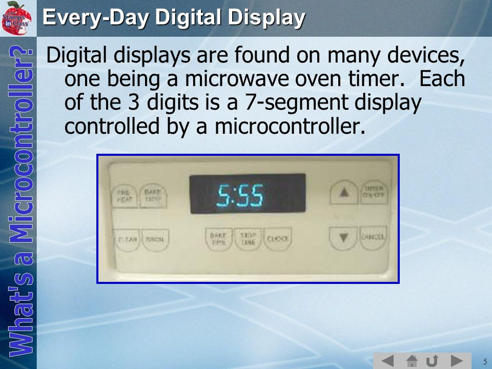 Every-Day Digital Display