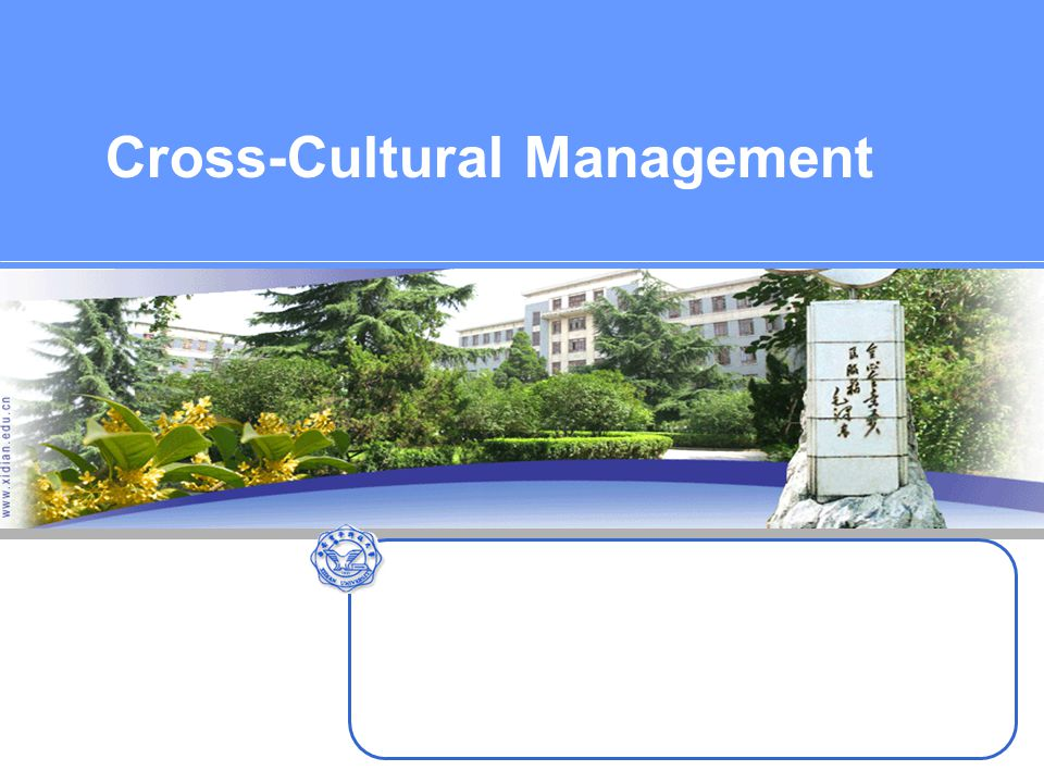 cross cultural management in china essay Intbus 7015 - cross-cultural management and negotiation (m) north terrace campus - semester 1 - 2014 this course explores the effect of cultural.