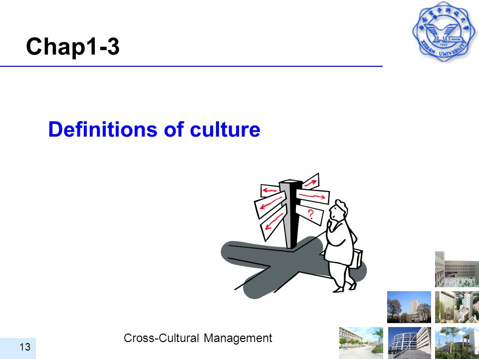 Chap1-3 Definitions of culture