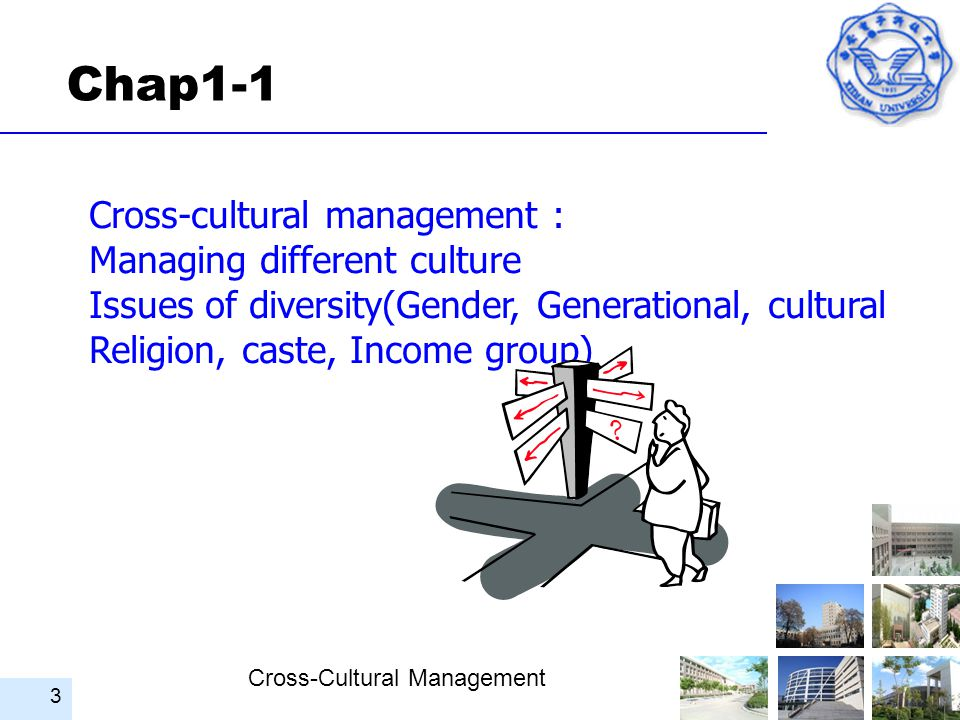 Cross cultural management research