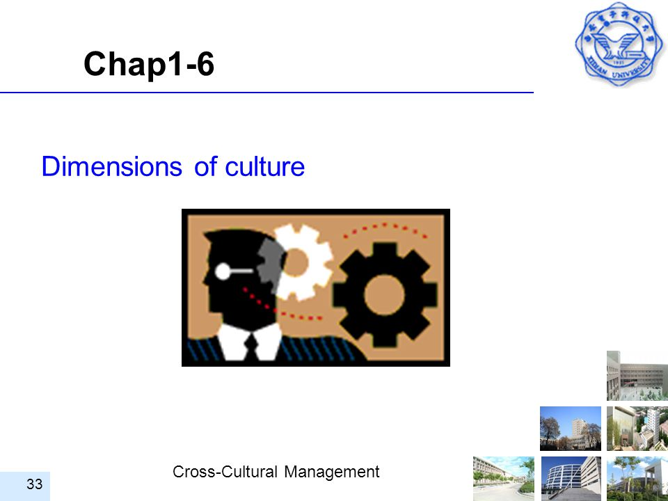 Chap1-6 Dimensions of culture