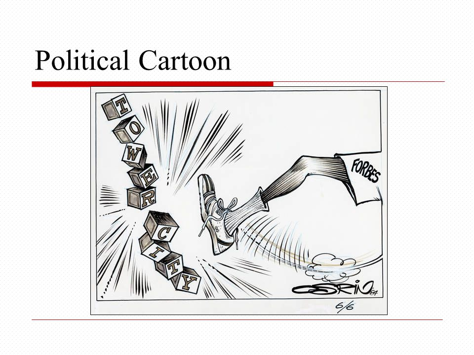 Political Cartoon 2 min - View cartoon.