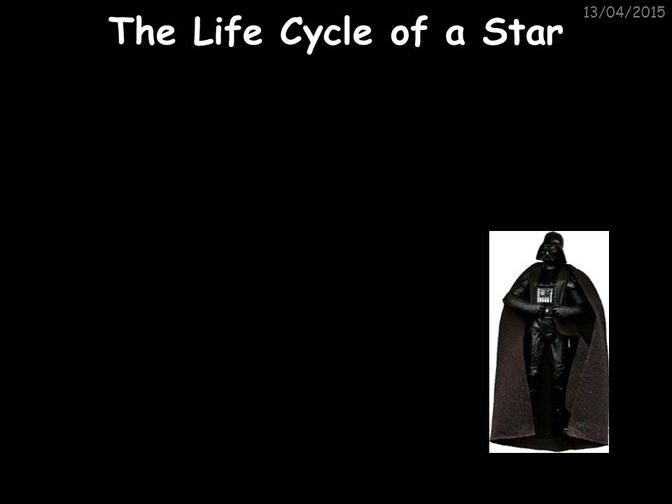 11/04/2017 The Life Cycle of a Star