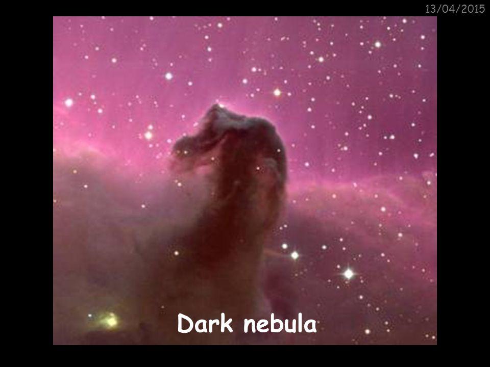 11/04/2017 Dark nebula