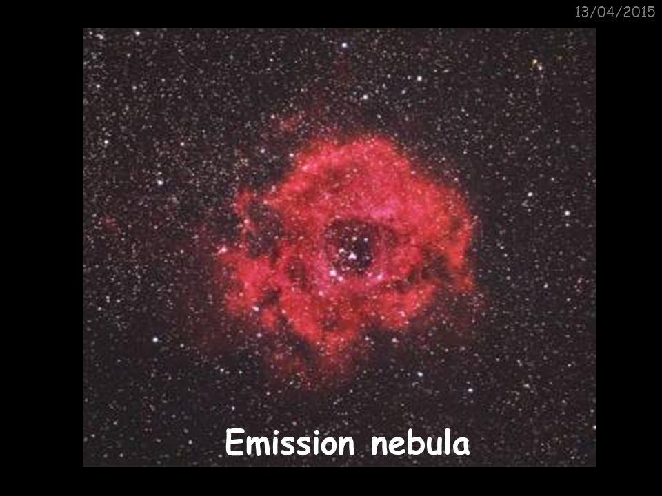 11/04/2017 Emission nebula