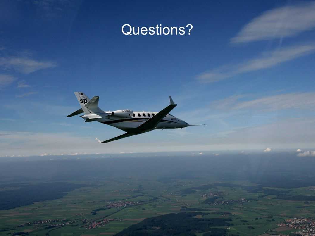 Questions European Flight Test Safety Workshop, Sept 28-29th 2010, London, UK