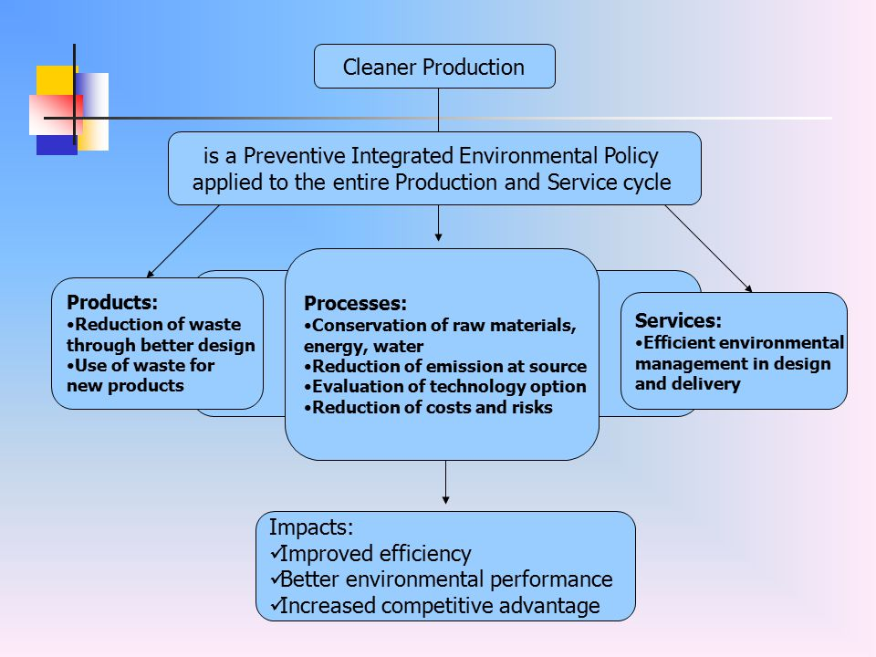 is a Preventive Integrated Environmental Policy