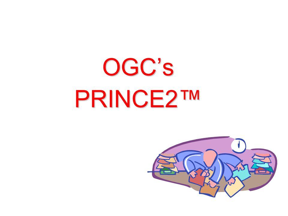 OGC's PRINCE2™