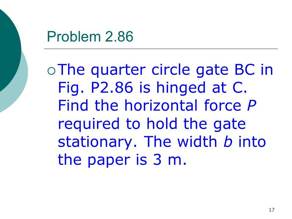 Problem 2.86